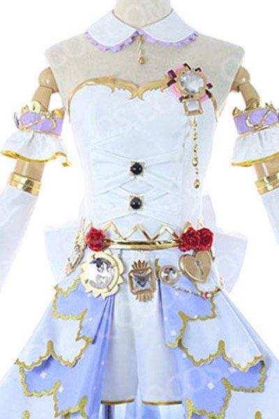 ラブライブ! School idol project 風 誕生石篇 西木野真姫(にしきの まき) コスプレ衣装
