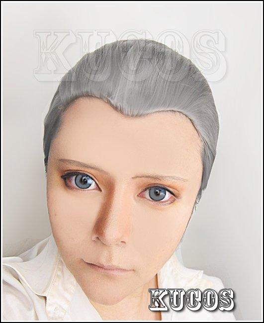 進撃の巨人風   コニー・スプリンガー   キャラクターウィッグ コスプレ