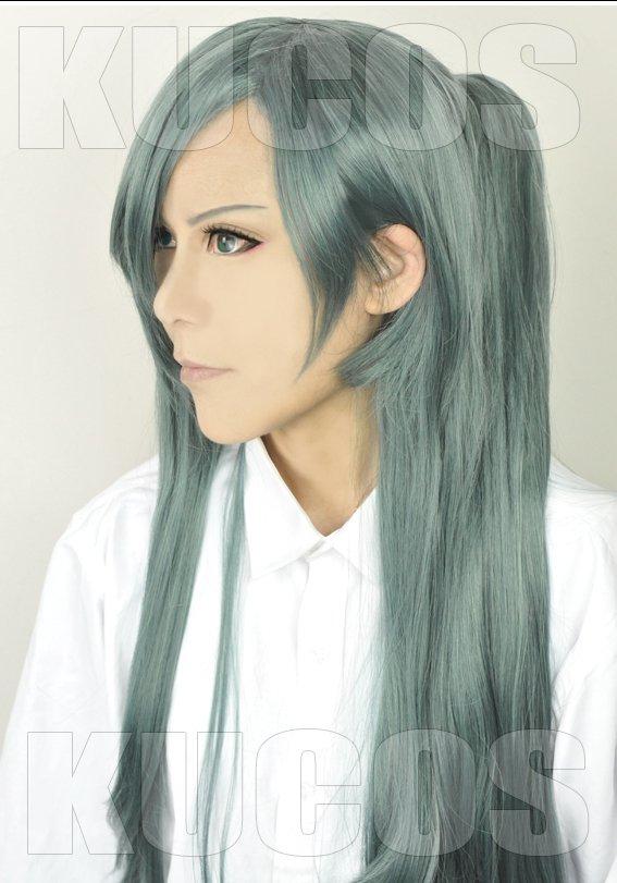 刀剣乱舞 ONLINE風  にっかり青江 (にっかりあおえ)  キャラクターウィッグ コスプレ