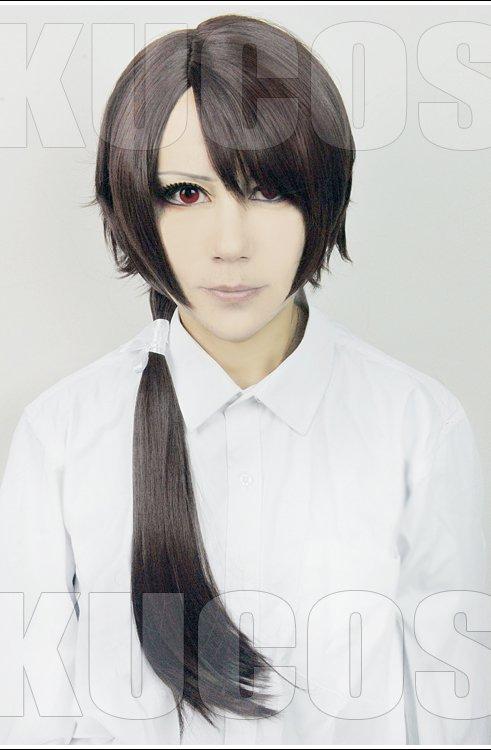 刀剣乱舞 ONLINE風  加州清光 (かしゅう きよみつ )  キャラクターウィッグ コスプレ