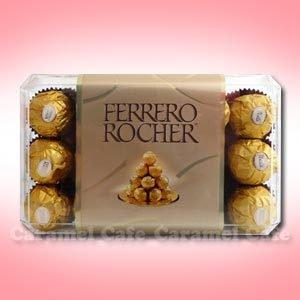 【Ferrerorocherフェレロロシェ】チョコレート  イタリアのおいしいチョコレート30粒【輸入食材 輸入食品】05P04Jul15