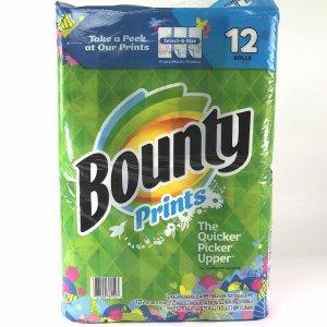 NEW【Bounty】バウンティー メガロール 12ロール キッチンペーパータオル279×152mm 105シート