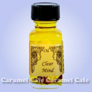 【SEDONA Ancient Memory Oils】セドナ アンシェントメモリーオイルClear Mind~頭脳明せき~
