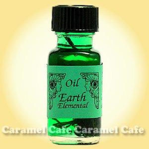 【SEDONA Ancient Memory Oils】セドナ アンシェントメモリーオイルEarth~土~ マジカルオイル四元素
