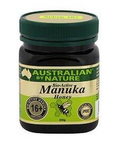 ■ オーストラリアンバイネーチャー :  マヌカハニーアクティブ16+  250g