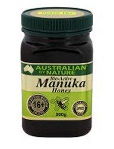 ■ オーストラリアンバイネーチャー :  マヌカハニーアクティブ16+  500g