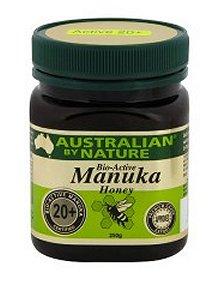 ■ オーストラリアンバイネーチャー :  マヌカハニーアクティブ20+  250g
