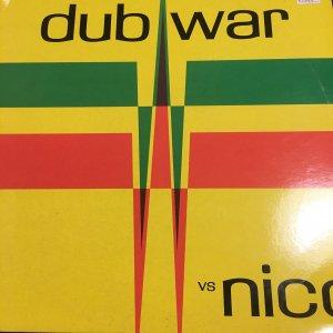 Dub War vs. Nico / Prisoner [Beastwax7][1997]
