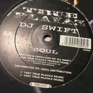 DJ Swift / Load [TPR12005][1997]