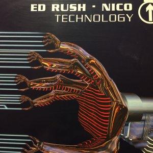 Ed Rush - Nico / Technology [NUT018][1997]
