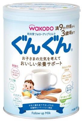 ベビー用品 和光堂 フォローアップミルク ぐんぐん 830g 赤ちゃん 人気 粉ミルク みるく 日本で大人気のベビーミルク