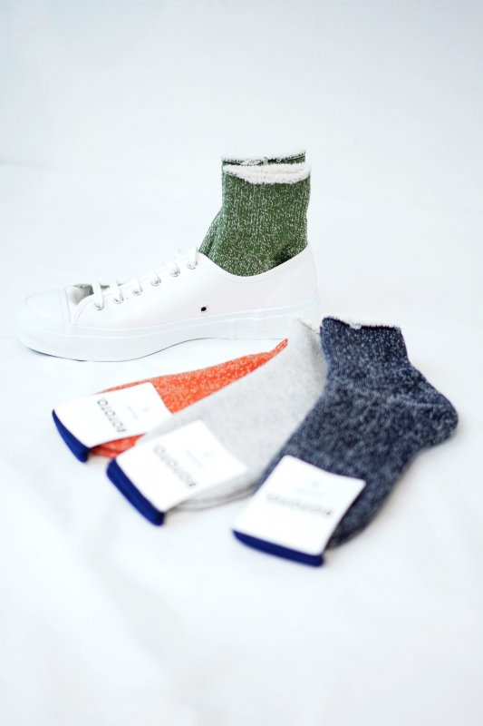 <img class='new_mark_img1' src='//img.shop-pro.jp/img/new/icons47.gif' style='border:none;display:inline;margin:0px;padding:0px;width:auto;' />ROTOTO<br>CITY SOCKS【SOLD OUT】