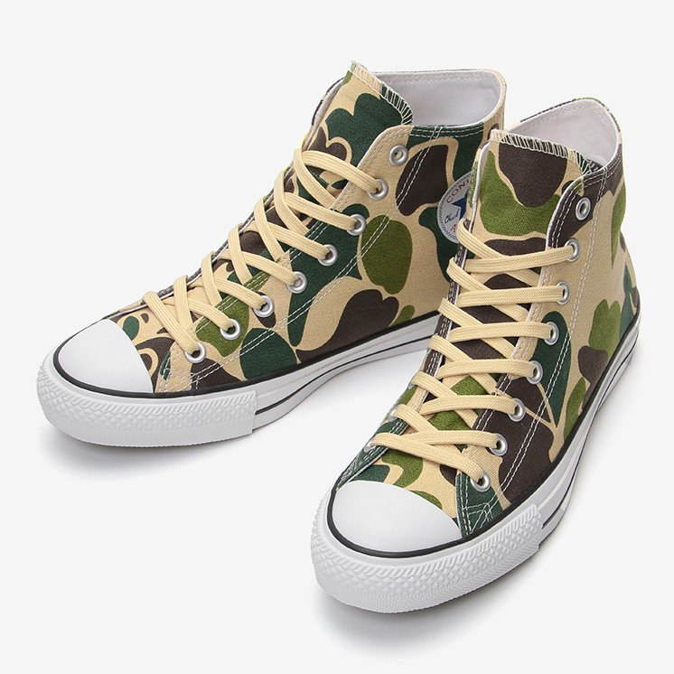 <img class='new_mark_img1' src='//img.shop-pro.jp/img/new/icons3.gif' style='border:none;display:inline;margin:0px;padding:0px;width:auto;' />CONVERSE<br>ALL STAR  【GORE-TEX】CAMO