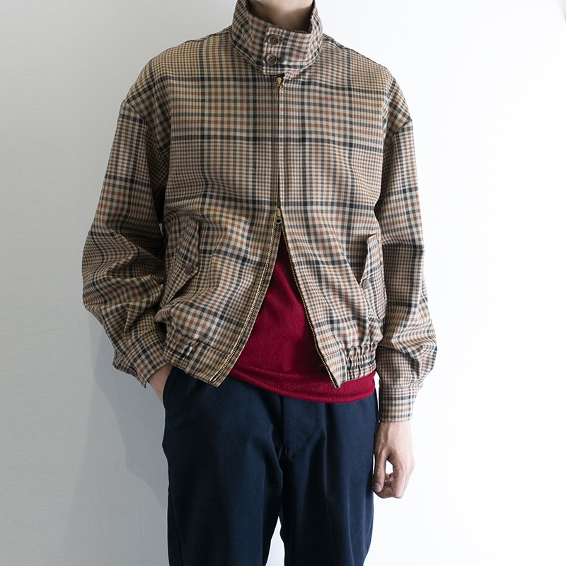 <img class='new_mark_img1' src='https://img.shop-pro.jp/img/new/icons24.gif' style='border:none;display:inline;margin:0px;padding:0px;width:auto;' />UNDECORATED <br>DRIZZLER JACKET  【SALE】