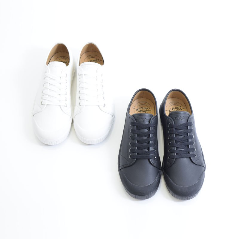 <img class='new_mark_img1' src='//img.shop-pro.jp/img/new/icons3.gif' style='border:none;display:inline;margin:0px;padding:0px;width:auto;' />spring court<br>G2  leather sneakers