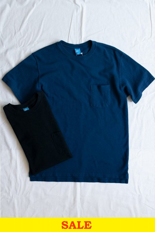GOOD  ON<br>PIQUE S/S POCKET TEE
