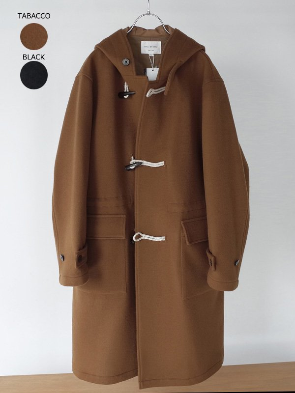 <img class='new_mark_img1' src='https://img.shop-pro.jp/img/new/icons47.gif' style='border:none;display:inline;margin:0px;padding:0px;width:auto;' />STILL BY HAND<br> Duffle coat  【SOLDOUT】