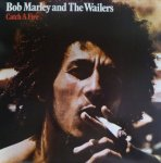 【Bob Marley/ボブ・マーリィ】Catch A Fire (LP/中古)