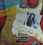 【Rory Gallagher/ロリー・ギャラガー】Against The Grain (LP/中古)