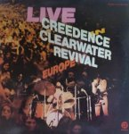 【Creedence Clearwater Revival/C.C.R】Live (LP/中古)