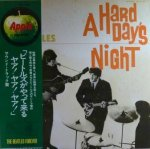【The Beatles/ビートルズ】A Hard Day's Night (LP/中古)