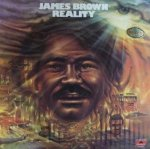 【James Brown/ジェイムス・ブラウン】Reality (LP/中古)