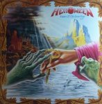 【Helloween/ハローウィン】Keeper Of The Seven Keys (LP/中古)
