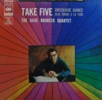 【Dave Brubeck/ディブ・ブルーベック】Take Five (EP/中古)