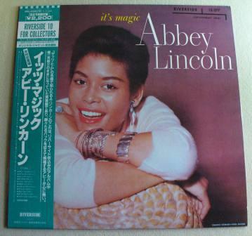 Abbey Lincoln/アビー・リンカー...