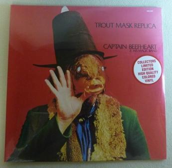 Captain Beefheart/キャプテン・ビーフハート】Trout Mask Replica (LP ...