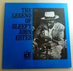 【Sleepy John Estes/スリーピー・ジョン・エステス】エステスの伝説 (LP/中古)