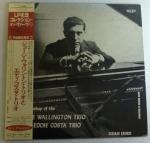 【George Wallington/ジョージ・ウォリントン】& Eddie Costa (LP/新品)