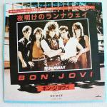 【Bon Jovi/ボンジョビ】Runaway (EP/中古)
