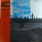 【Earl Coleman/アール・コールマン】Returns (LP/中古)