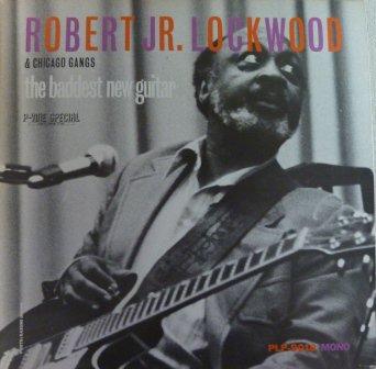 Robert Jr. Lockwood/ロバート・...