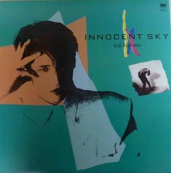 吉川晃司】Innocent Sky (LP/中古) - 中古レコード通販なら旭川レコファン