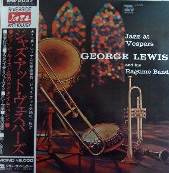 George Lewis/ジョージ・ルイス...