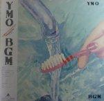 【Y・M・O】BGM (LP/中古)