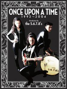 DVD】THE 5.6.7.8's『Once Upon ...