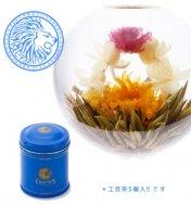 オーバーザレインボー缶(5珠入り) クロイソス工芸茶