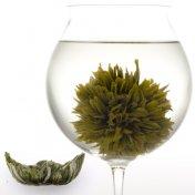 #62 一帆風順(いちはんふうじゅん)ボンヴォヤージュ Bon Voyage 緑茶[黄山毛峰]の工芸茶