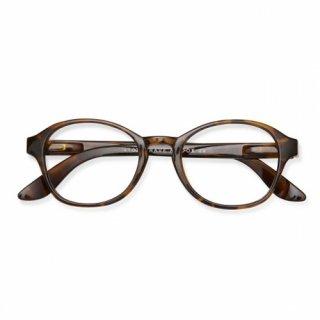 Have a look / リーディンググラス / Circle/ ホーン /  度数1.0〜3.0 / ハブアルック / 既成老眼鏡 /北欧デザイン