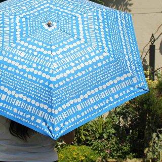 【ラク折り】【プリントタイプ】korko(コルコ)/ 晴雨兼用 折りたたみ傘 / イーカ【UPF50+】【紫外線カット&遮光率99%以上】