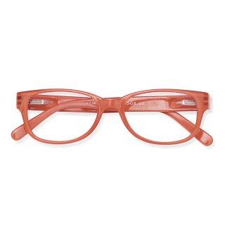 Have a look / リーディンググラス / Urban / トマト / 度数1.0〜3.0 / ハブアルック / 既成老眼鏡 /北欧デザイン
