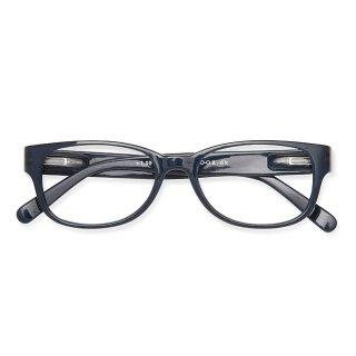 Have a look / リーディンググラス / Urban / ダークブルー / 度数1.0〜3.0 / ハブアルック / 既成老眼鏡 /北欧デザイン