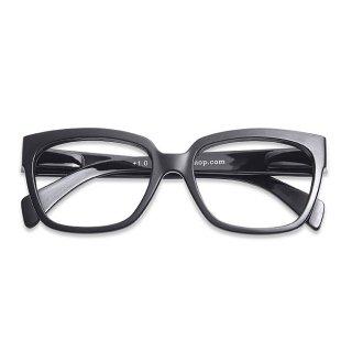 Have a look / リーディンググラス / Mood / ブラック / 度数1.0〜3.0 / ハブアルック / 既成老眼鏡 /北欧デザイン