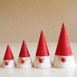 【4点セット】ラッセントレー / クリスマストムテ4兄弟(SS,S,M,L)4点セット / LARSSONS TRA / クリスマス / トムテ /木製