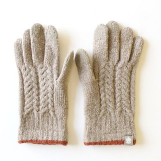 <img class='new_mark_img1' src='https://img.shop-pro.jp/img/new/icons1.gif' style='border:none;display:inline;margin:0px;padding:0px;width:auto;' />TEHTAVA FINGERLESS GLOVES / テスタバ タッチグローブ(モカ) / 手袋 【ネコポス便発送可】