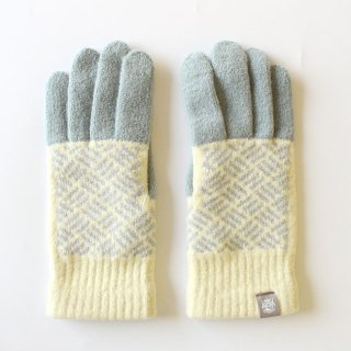 <img class='new_mark_img1' src='https://img.shop-pro.jp/img/new/icons1.gif' style='border:none;display:inline;margin:0px;padding:0px;width:auto;' />TEHTAVA FINGERLESS GLOVES / テスタバ タッチグローブ(アミアミサックス) / 手袋 【ネコポス便発送可】