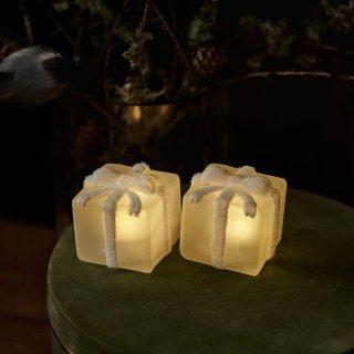 【SIRIUS】 Santa Gifts 2pcs set Frosted / シリウス /  サンタギフトボックス LEDライト(2個セット)